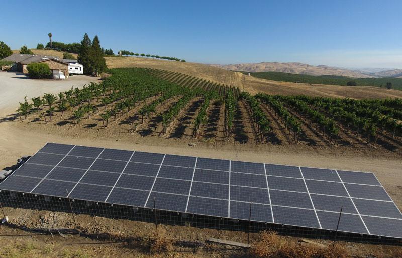 paso robles solar