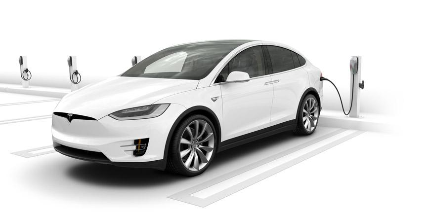 Tesla Destination Charging Stations